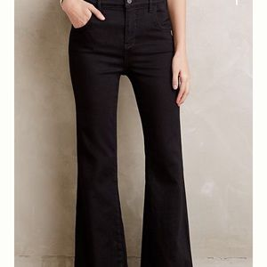 Pilcro superscript high waisted flare jeans